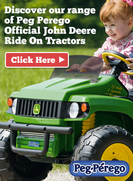 Kids John Deere Ride On Toys
